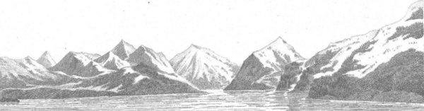 View of the Land in PRINCE WILLIAM'S Sound