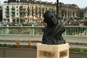 James Cook in  Rouen